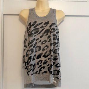 Adidas Stella McCartney Leopard Tank sz M NWT